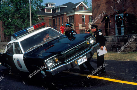 Police Academy,  Bubba Smith,  G W Bailey