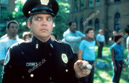 Police Academy,  G W Bailey
