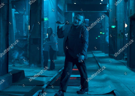 Punisher: War Zone,  Doug Hutchinson