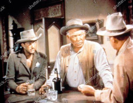 Stock Image of Rio Bravo,  Dean Martin,  Ward Bond