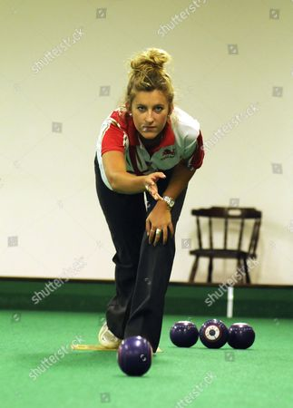Stock Picture of Natalie Melmore