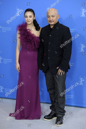 Kitty Zhang Yuqi and Wang Quan'an