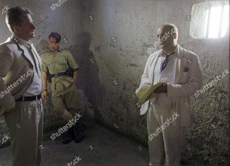 Trevor Eve, James Callis and Joseph Long