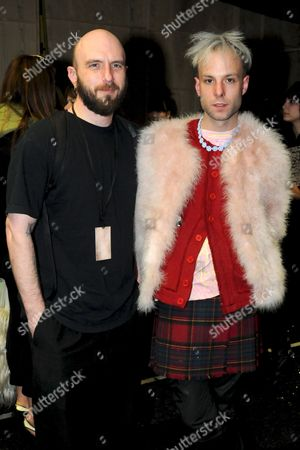 Editorial photo of Meadham Kirchhoff Show, Autumn Winter 2012, London Fashion Week, London, Britain - 21 Feb 2012
