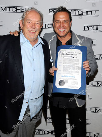 Stock Picture of Robin Leach and Angus Mitchell