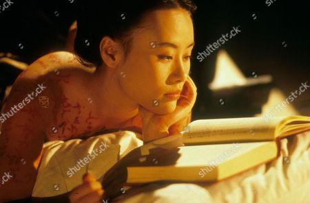 The Pillow Book,  Vivian Wu