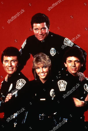 Tj Hooker,  William Shatner,  Heather Locklear,  James Darren,  Adrian Zmed
