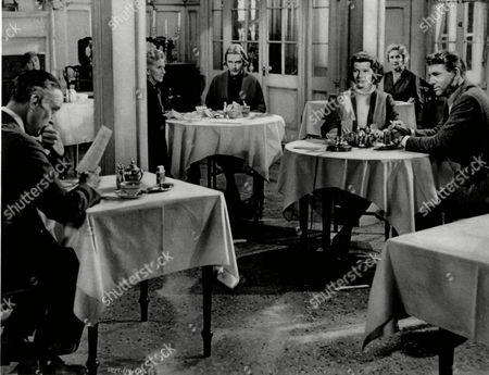 Separate Tables,  David Niven,  Gladys Cooper,  Deborah Kerr,  Rita Hayworth,  Cathleen Nesbitt,  Burt Lancaster