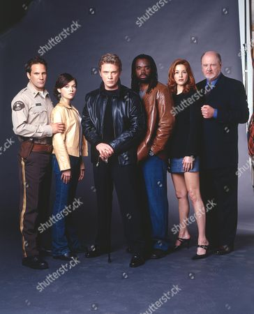 The Dead Zone ,  Chris Bruno,  Nicole De Boer,  Anthony Michael Hall,  John L Adams,  Kristen Dalton,  David Ogden Stiers