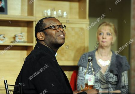 Christian Dixon as Rev David Williams, Ruth Sheen as Maureen