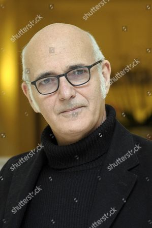 Ludovico Einaudi  in Rome attends the photocall of the film Intouchables