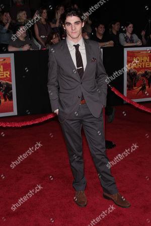Editorial picture of 'John Carter' Film Premiere, Los Angeles, America - 22 Feb 2012