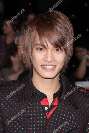 Stock Picture of Yuma Nakayama