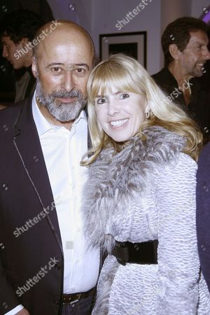 Richard Young and Julia Verdin