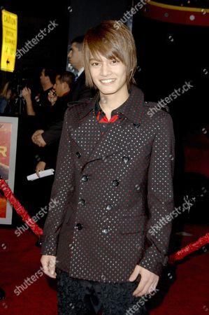 Editorial photo of 'John Carter' Film Premiere, Los Angeles, America - 22 Feb 2012