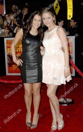 Alexa Vega & sister Makenzie Vega