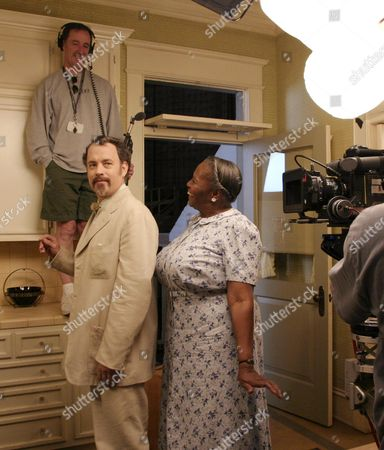 The Ladykillers (On Set),  Tom Hanks,  Irma P Hall