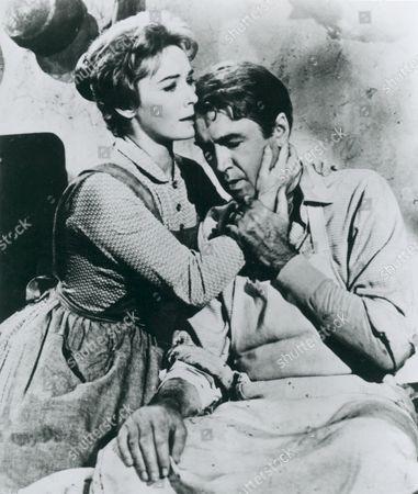The Man Who Shot Liberty Valance,  Vera Miles,  James Stewart