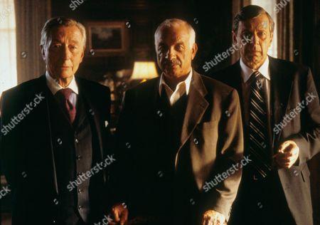X-files: The Movie,  John Neville,  Armin Mueller-stahl,  William B Davis