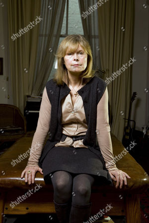 Editorial photo of Annalena McAfee at her home in London, Britain - 15 Mar 2011
