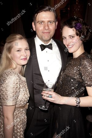 Editorial photo of 'Hay Fever' after party on Gala Night at The Royal Horseguards, London, Britain - 23 Feb 2012