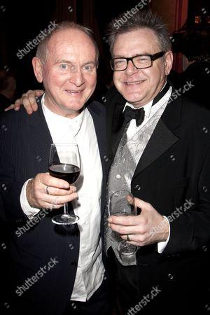 Howard Davies (Director) and Kevin R McNally (David Bliss)