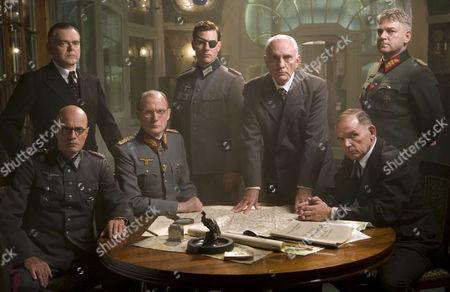 Valkyrie,  Tom Cruise,  Stephen Fry,  Christian Berkel,  Christian Oliver