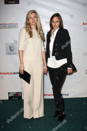 Editorial picture of US Ireland Alliance Oscar Wilde Honors, Los Angeles, America - 23 Feb 2012