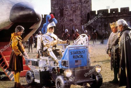 The Spaceman And King Arthur,  Rodney Bewes,  Kenneth More,  John Le Mesurier