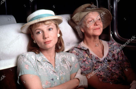 The Trip To Bountiful,  Rebecca De Mornay,  Geraldine Page