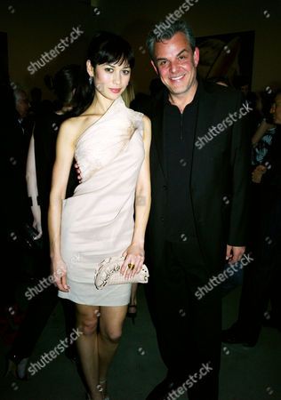 Stock Photo of Danny Houston and Olga Kurylenko