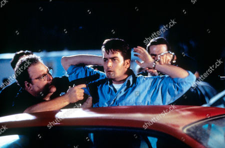 Stock Image of The Chase,  Josh Mostel,  Charlie Sheen