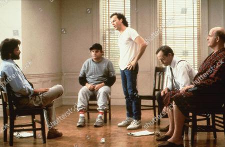 The Dream Team,  Stephen Furst,  Michael Keaton,  Christopher Lloyd,  Peter Boyle