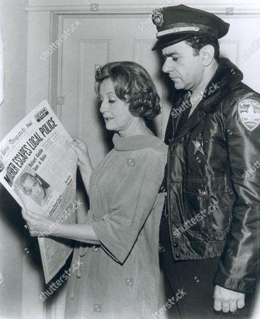 The Fugitive ,  Mary Jackson,  Michael Constantine