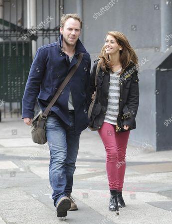 Will Thorp and Samia Smith