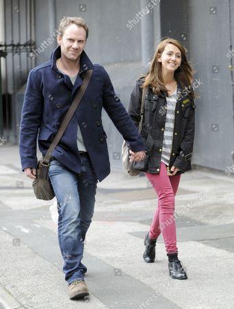 Editorial photo of Samia Smith and boyfriend Will Thorp, Manchester, Britain - 23 Feb 2012