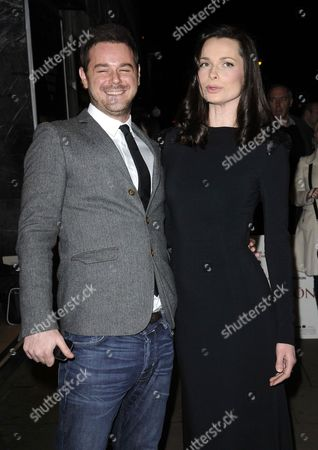 Danny Dyer and Anna Walton