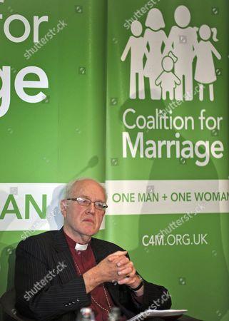 George Carey, former Archbishop of Canterbury