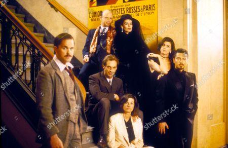 The Moderns,  Kevin J O'connor,  Wallace Shawn,  Keith Carradine,  Genevieve Bujold,  Geraldine Chaplin,  Linda Florentino,  John Lone