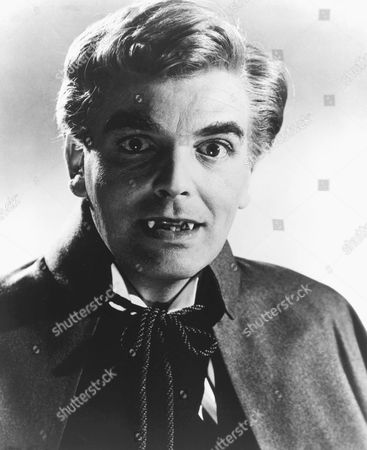 Stock Picture of The Brides Of Dracula,  David Peel