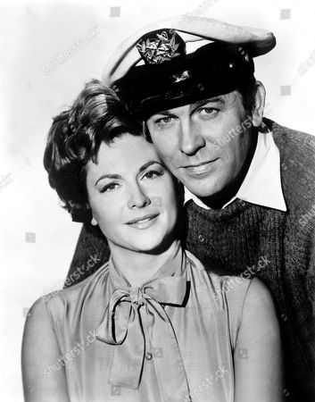 Stock Photo of The Day Of The Triffids,  Howard Keel,  Nicole Maurey