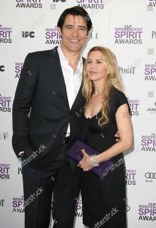 Editorial image of 2012 Film Independent Spirit Awards, Los Angeles, America - 25 Feb 2012