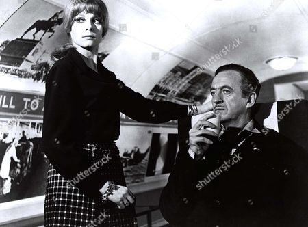 Where The Spies Are,  Francoise Dorleac,  David Niven