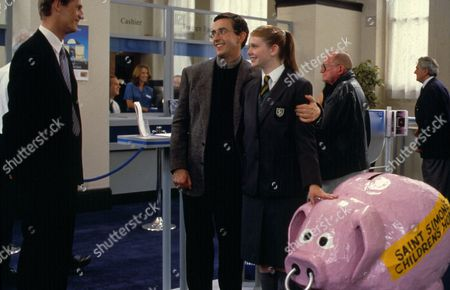 Stock Picture of The Parole Officer,  Richard Sinnott,  Steve Coogan,  Emma Williams