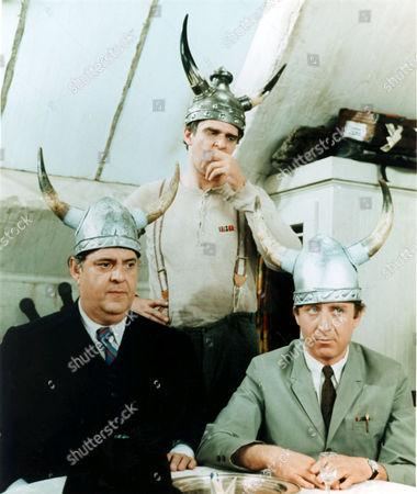 The Producers,  Zero Mostel,  Kenneth Mars,  Gene Wilder