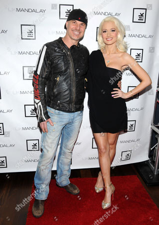 Peter Lik and Holly Madison