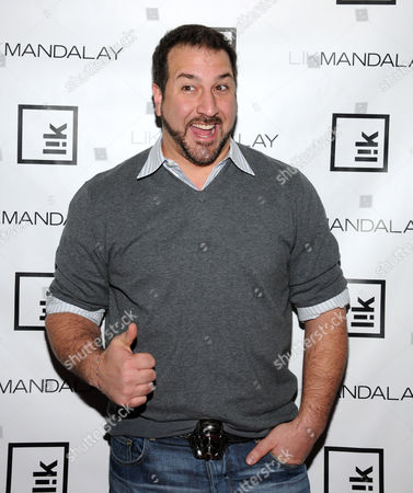 Stock Picture of Joey Fatone