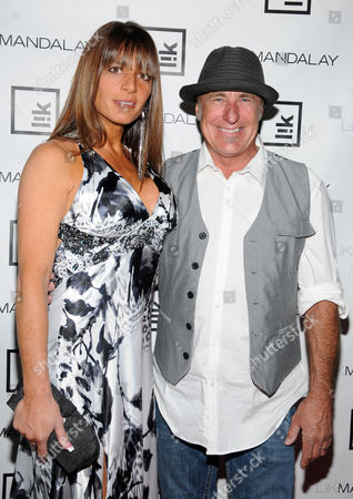 Stock Image of Kelly Mayer and Rick Dale