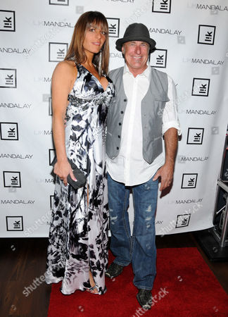 Kelly Mayer and Rick Dale