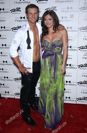 Jake Pavelka and Ashley Ann Vickers